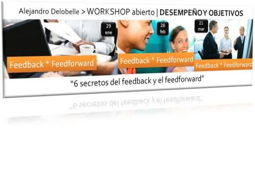 Feedback y Feedforward | Lic. Alejandro Delobelle